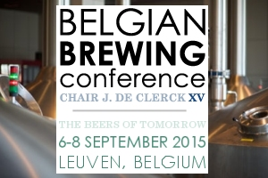 LIBR organizes the international Belgian Brewing Conference